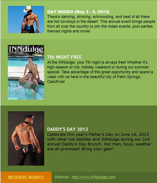 Palm Springs Tourism And Holidays Best Of Palm Springs: Clothing Optional