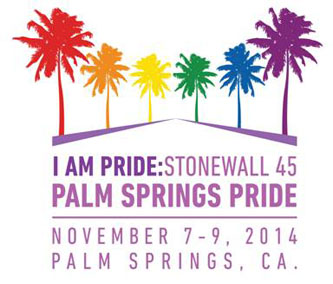 palm springs gay pride