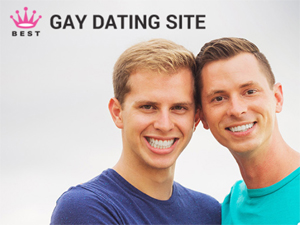 Male gay online dating site with only real men!